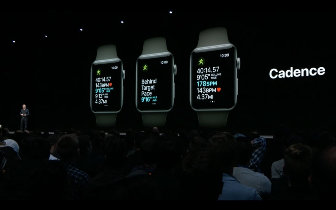 watchOS 5 focuses on fitness and connectivity 3
