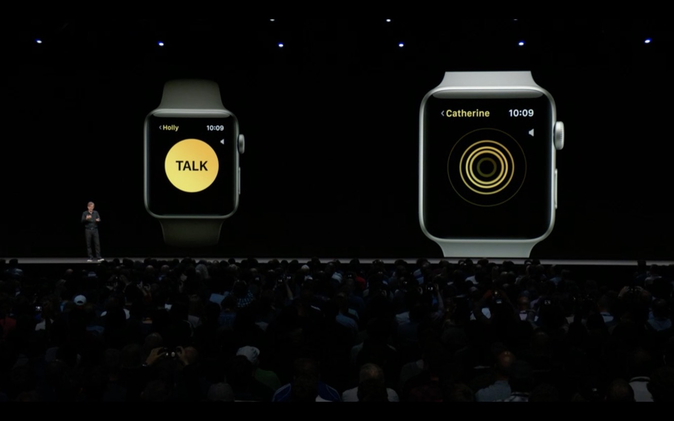 watchOS 5 focuses on fitness and connectivity 4