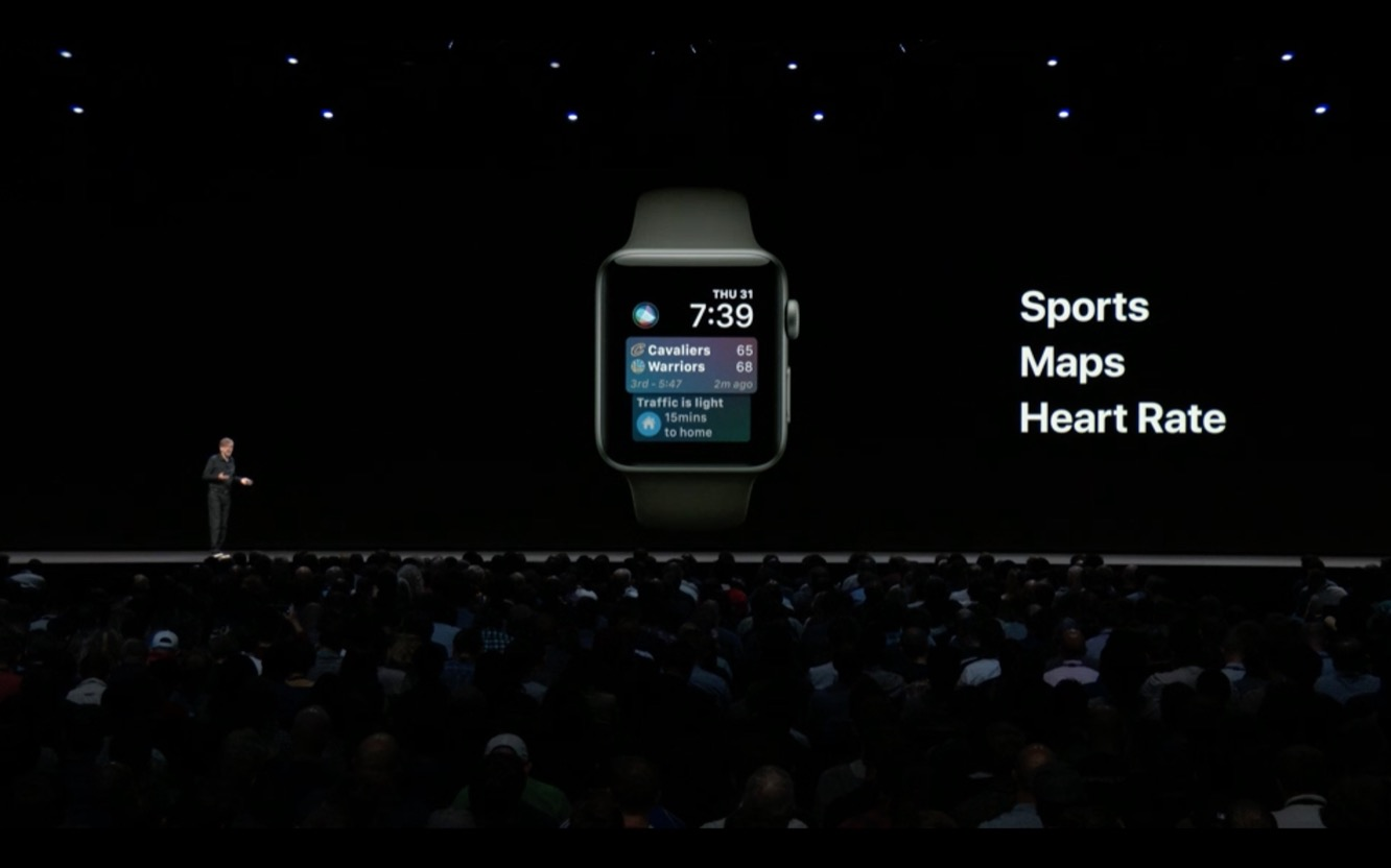 watchOS 5 focuses on fitness and connectivity 5
