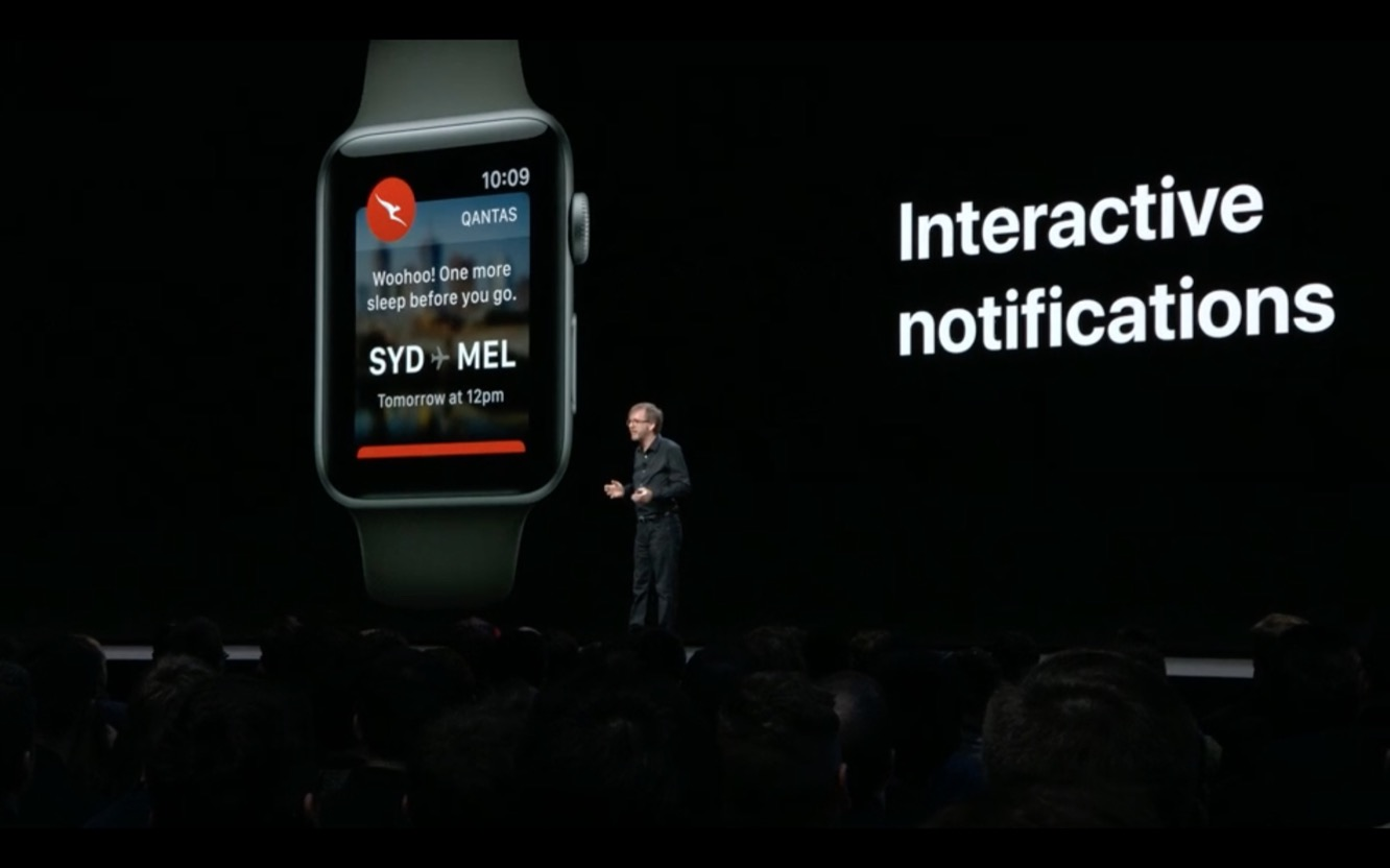 watchOS 5 focuses on fitness and connectivity