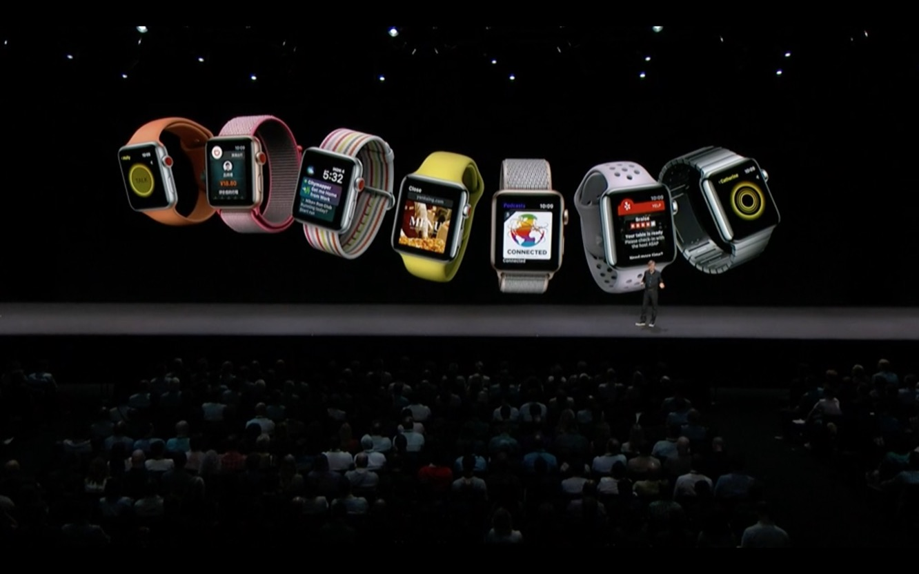 watchOS 5 focuses on fitness and connectivity 7