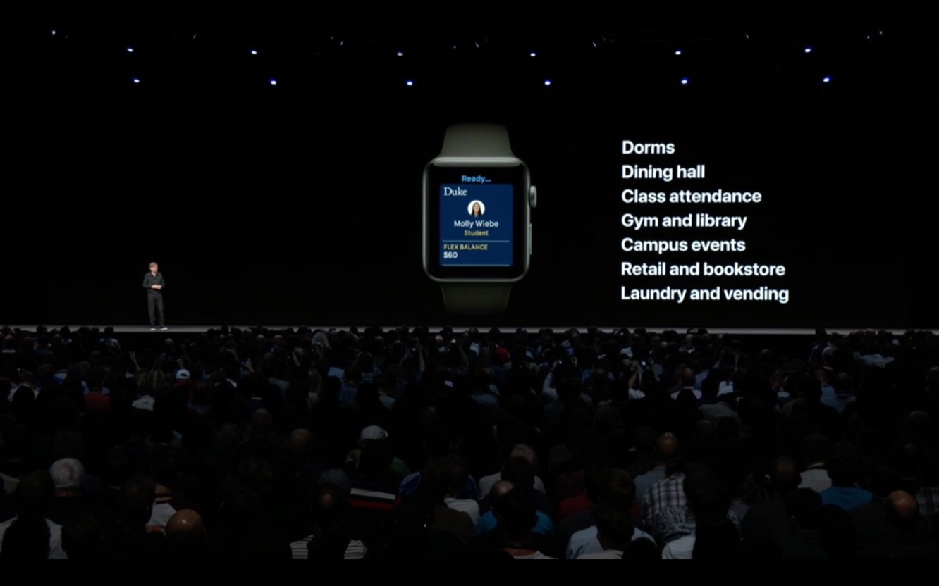 watchOS 5 focuses on fitness and connectivity 8