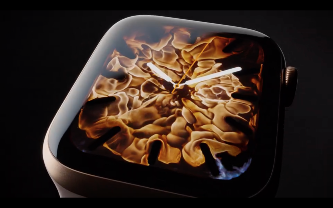The new Apple Watch includes an FDA-approved heart monitor