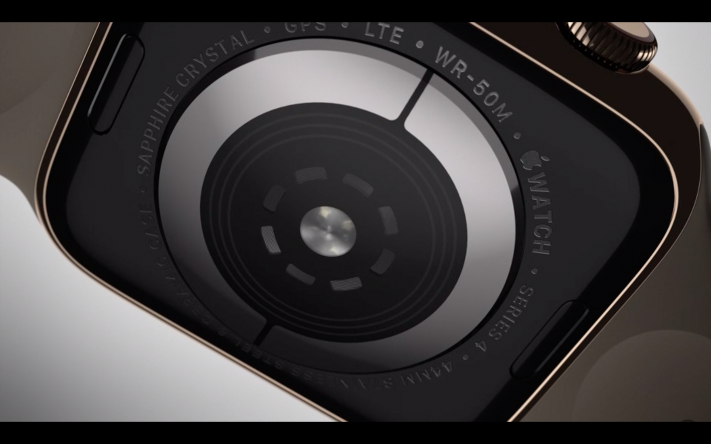 Apple announces Apple Watch Series 4 with ECG capabilities