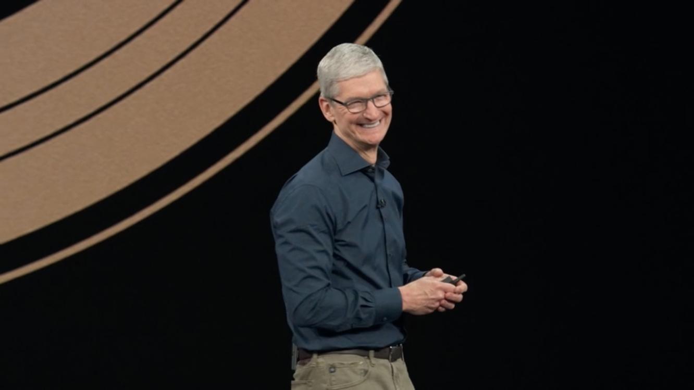 Tim Cook kicks off Apple's September iPhone event