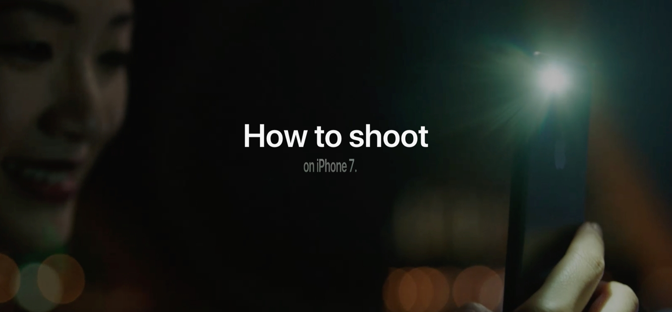 Apple publishes how to shoot on iphone 7 tutorial series apple has posted a new web page with a series of tutorials on taking great photographs using the iphone 7 and iphone 7 plus titled how to shoot on iphone 7 baditri Choice Image