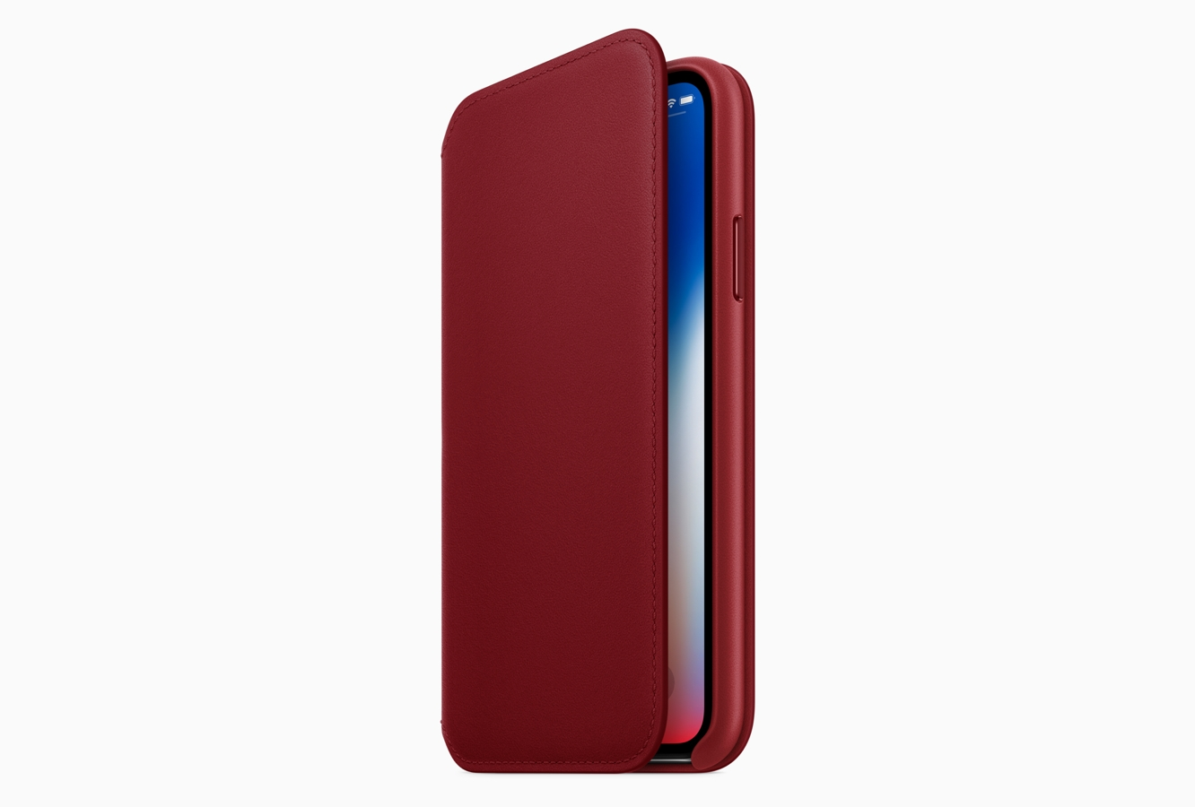 Apple unveils (PRODUCT)RED Edition iPhone 8, iPhone 8 Plus, Folio for iPhone X