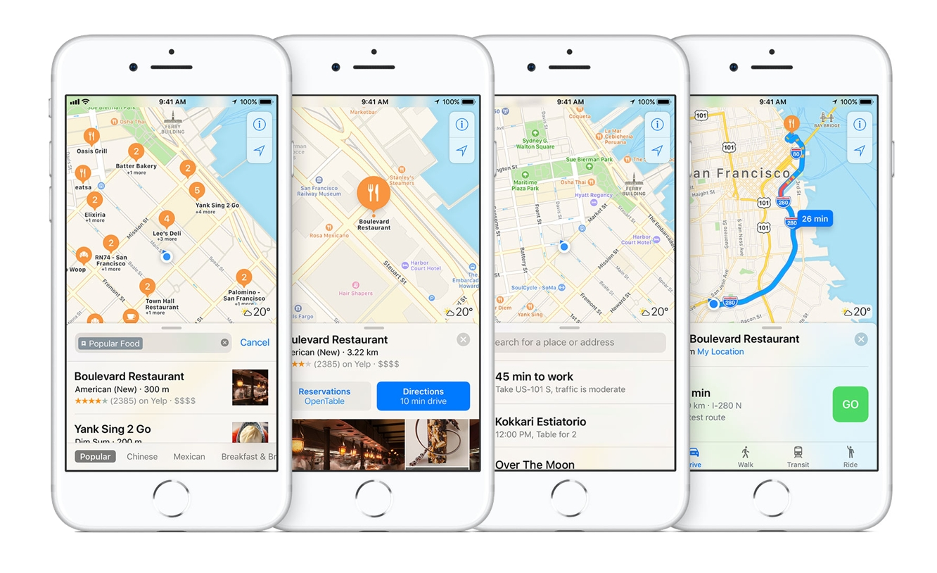 Apple explains technology behind Siri's ability to find local destinations 1