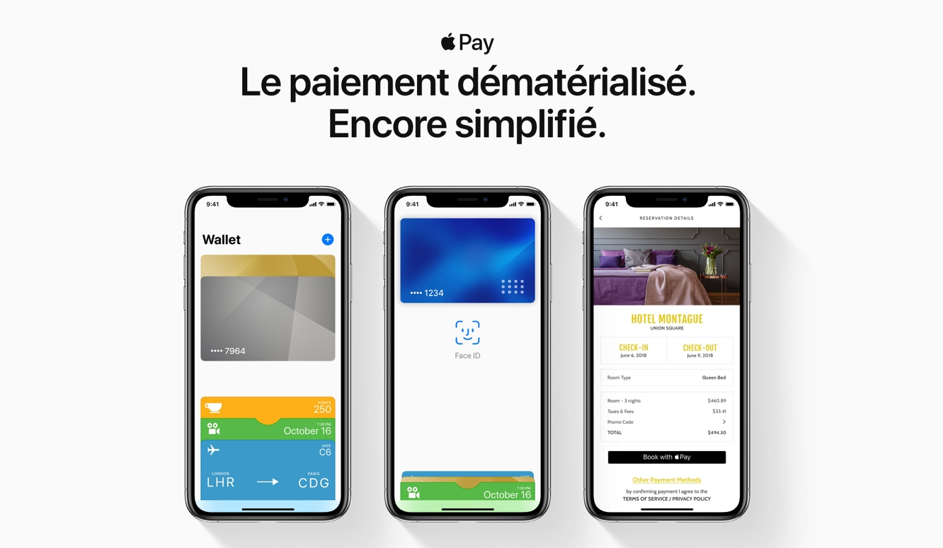 Apple Pay comes to Belgium