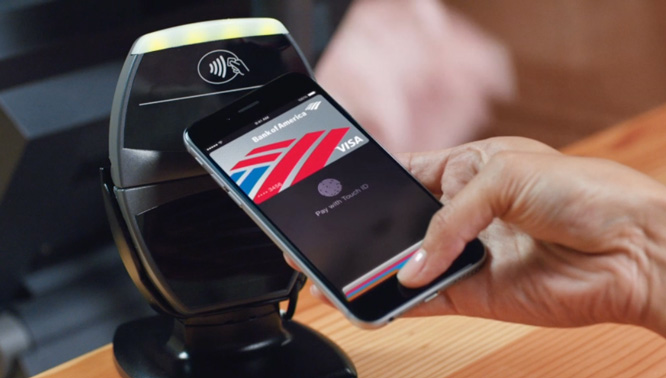 Apple to get a cut from payments made via Apple Pay