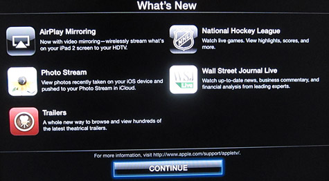 Apple TV update adds NHL, WSJ content 1