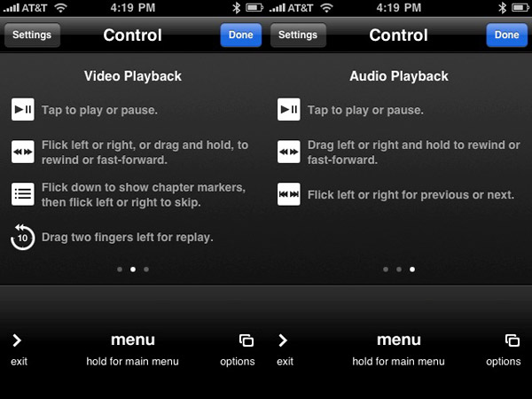 Apple releases Apple TV Software 2.4, adds Remote gestures