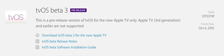 Apple releases fourth iOS 9.1 beta, third tvOS beta to developers 2