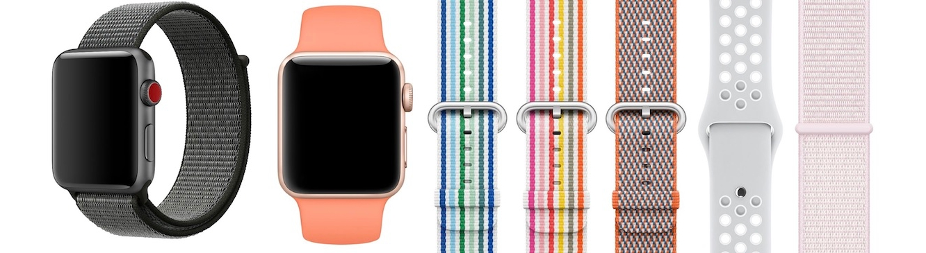 Numerous Apple Watch bands removed from online Apple Store 1
