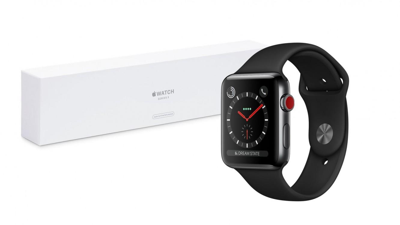 Apple now selling refurbished Apple Watch Series 3 Cellular + GPS models