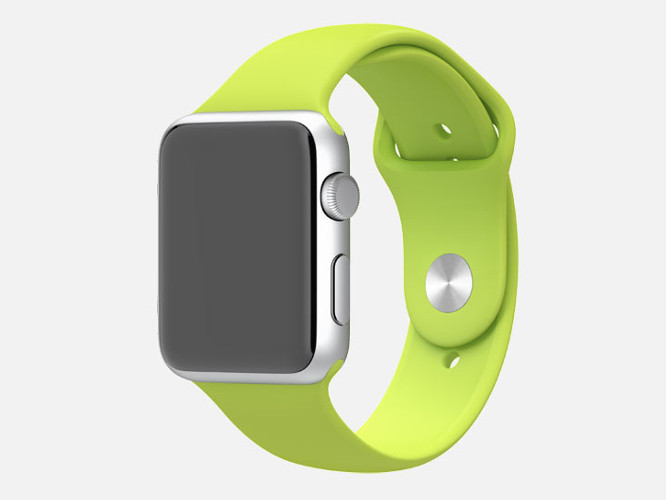 Apple Watch: storage limits outlined, replaceable battery