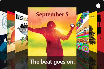 Apple announces Sept. 5 Special Event 1