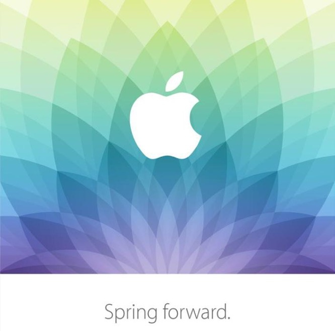 Apple announces 'Spring Forward' event for March 9 1