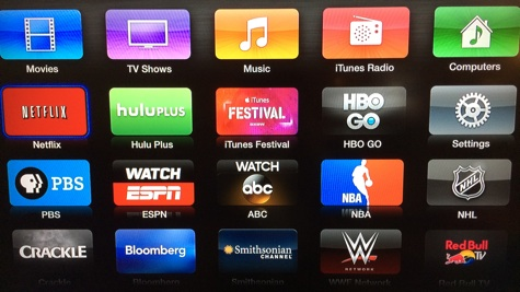 Apple TV adds iTunes Festival channel 1