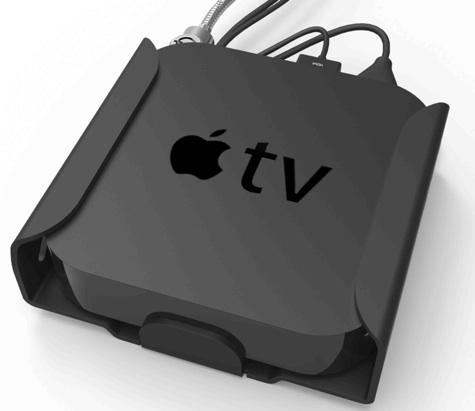 Maclocks intros Apple TV Security Mount 1