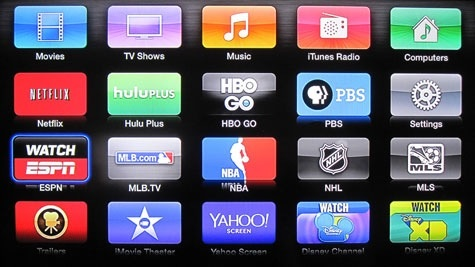 Yahoo Screen, PBS channels added to Apple TV 1
