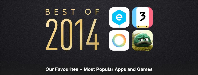 Apple announces iTunes Best of 2014