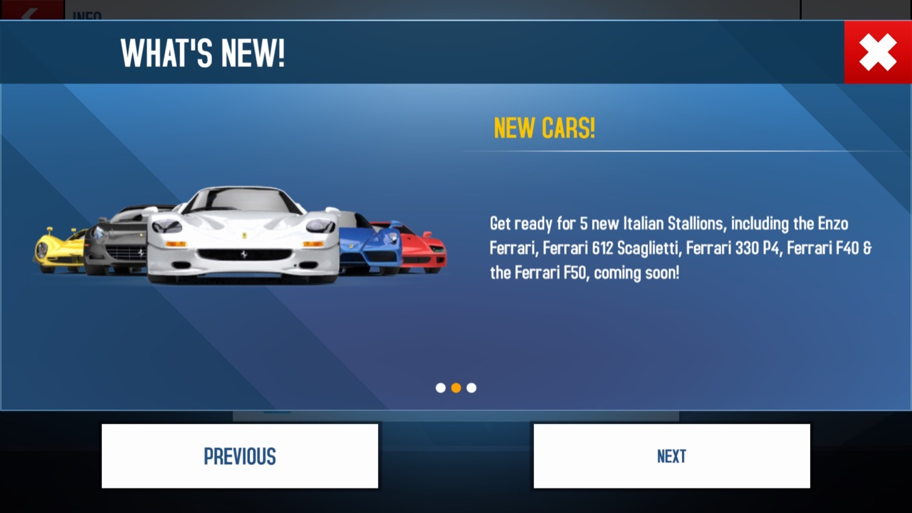 Asphalt 8: Airborne 1.8, Calcbot 2.0, Gmail 4.0, Real Steel Champions, SimCity BuildIt Tokyo Town