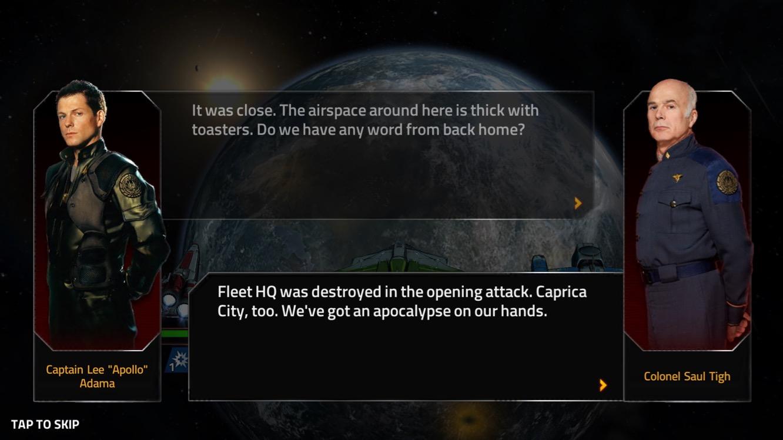 battlestar galactica app