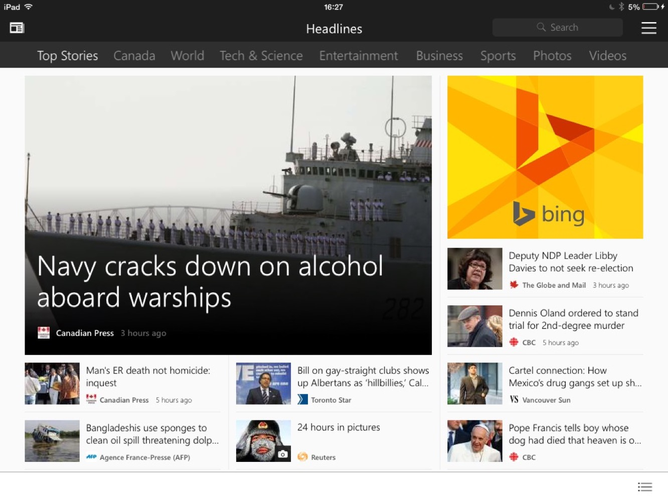 apps msn news News: Apps of the Week: Microsoft's MSN apps