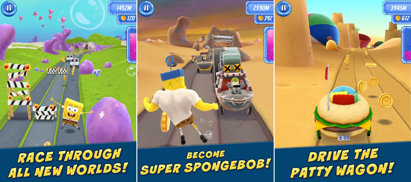 The Lego Movie Video Game, Rocket Cars, SpongeBob: Sponge on the Run, 1Password 5.2 + more 3