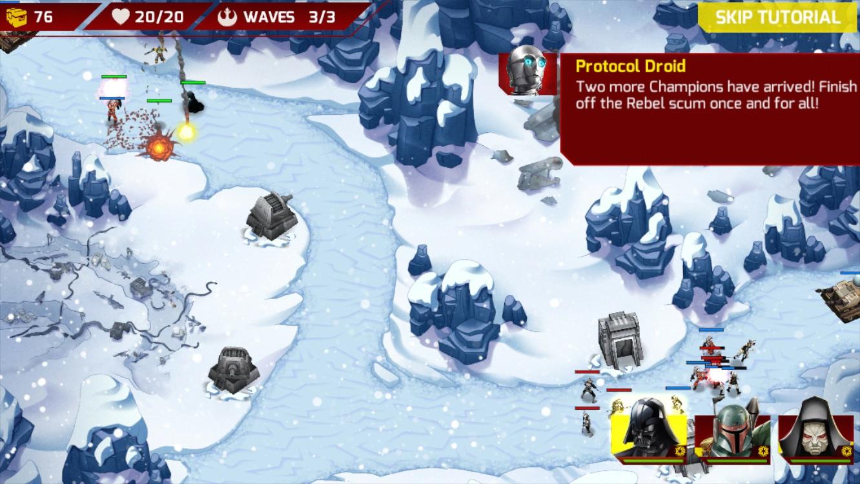 Apps of the Week: SimCity BuildIt, Run Sackboy! Run!, Star Wars: Galactic Defense + more