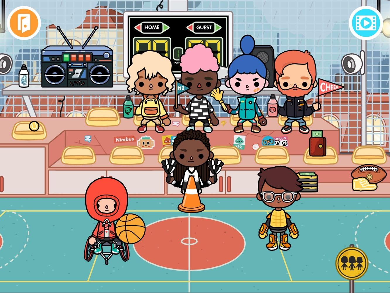 iLounge Game Spotlight: Toca Life: After School 2