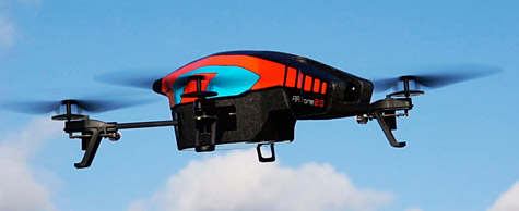 Parrot AR.Drone 2.0 ships in May, pre-orders start Mar. 1 1
