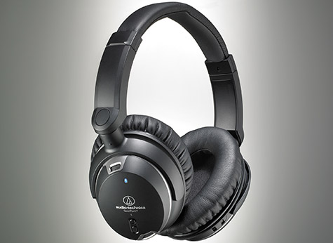 Audio-Technica debuts ATH-ANC9 noise-canceling headphones 1