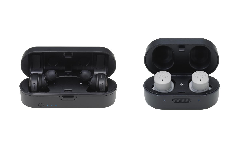 Audio-Technica features new line of true wireless in-ear headphones