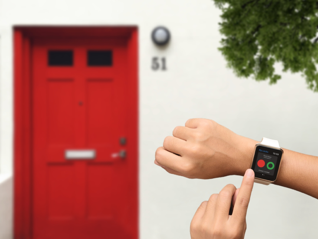 August Apple Watch app now allows untethered Smart Lock control