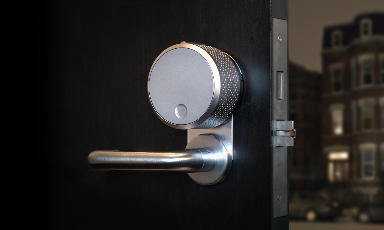 August announces Smart Lock Mortise Kit 1