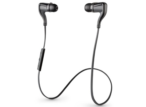 Plantronics debuts BackBeat Go 2 wireless sport earbuds 1