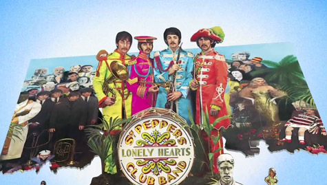 Apple airs new Beatles iTunes ad 1