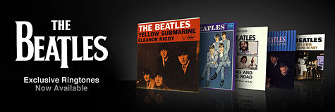 The Beatles ringtones launch on the iTunes Store 1