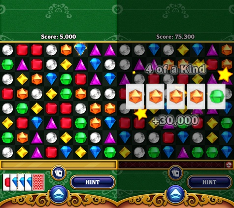 Apps: Bejeweled 1.7.1, Frozen: Storybook Deluxe, Learnist + Toca Pet Doctor 1