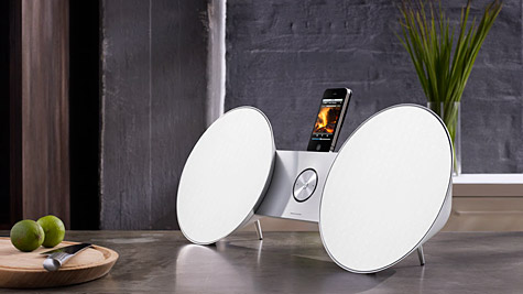 Bang & Olufsen outs BeoSound 8 for iPod, iPhone, iPad 1