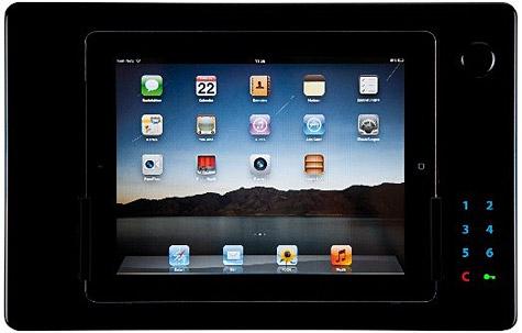 Bracketron unveils iRoom iDock Touchcode for iPad 1