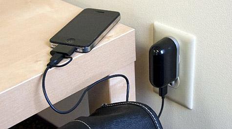 Bracketron intros Universal USB Travel Power Kit 1