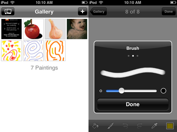 iPhone Gems: Every Drawing Application, Reviewed 3