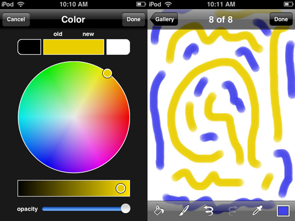 iPhone Gems: Every Drawing Application, Reviewed 4