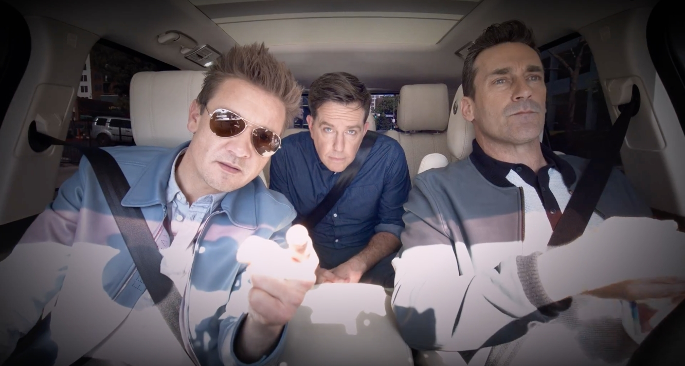 Apple releases Carpool Karaoke trailer featuring 'Stars of Tag'