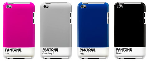 Case Scenario outs Pantone case for iPod touch 4G 1