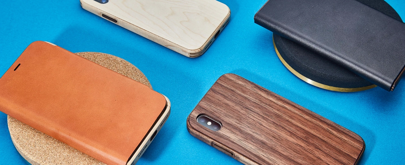 Grovemade announces 2018 iPhone case lineup, plus stylish new Wireless Charging Pad