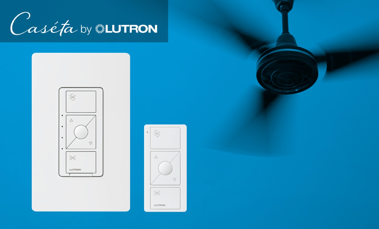 Lutron announces Fan Speed Control coming to Caseta Wireless 12